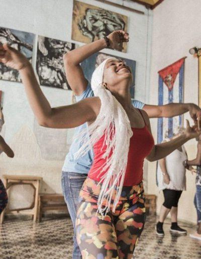 Danse la Salsa à Cuba